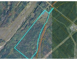 109.5 acres Route 430, miramichi, New Brunswick